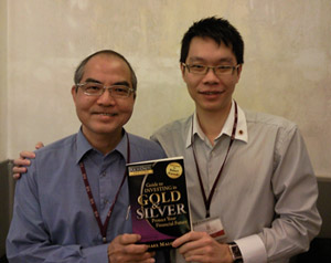 Vincent Lee from VinsGold Enterprise Pte Ltd