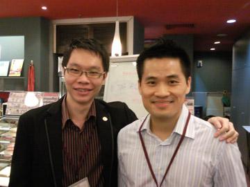 Bernard Tham from BizAct