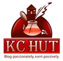 KC Hut Logo Design