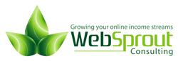 WebSprout Logo Design