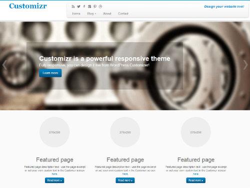 customizr-screenshot