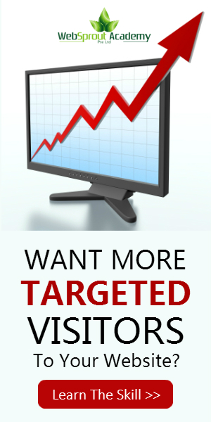 want more targeted visitors to your website