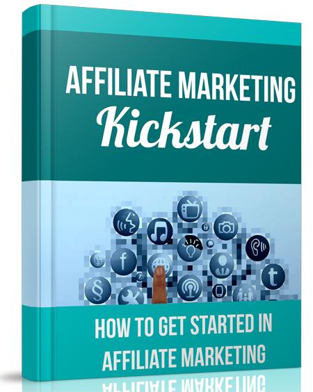 Affiliate Marketing Kickstart eBook