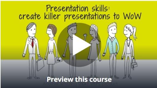 Presentation Skills Udemy